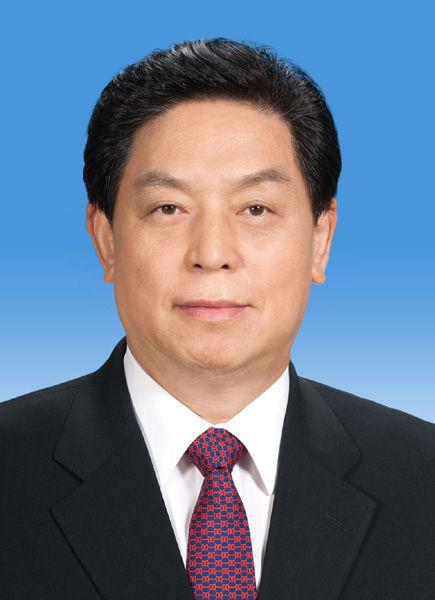 中央政治局委员栗战书同志