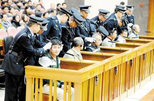 湄公河中国船员遇害案二审开庭审理 新华社 发