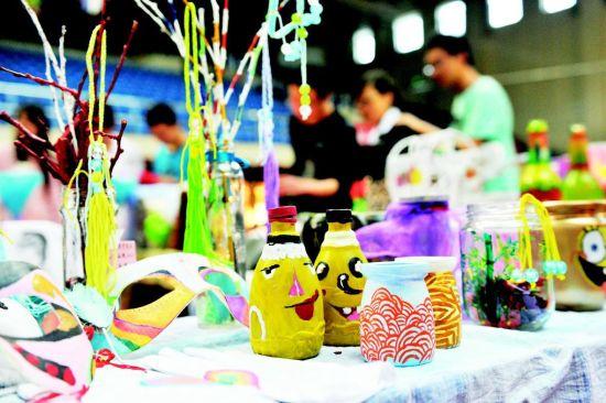diy手绘陶瓷花瓶图片