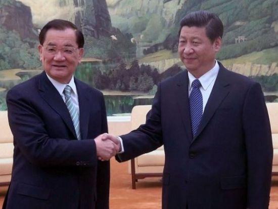 习近平:两岸这种血缘纽带,任何力量都切割不断,两岸同属一个中国,这个事实任何力量都无法改变。