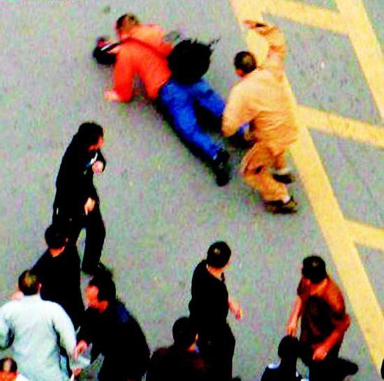 五台山佛协否认僧人群殴女游客