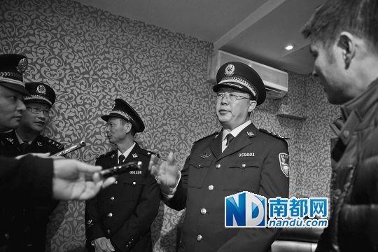 原深圳公安局长李铭任南方科技大学党委书记|
