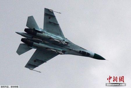 苏-27(资料图)