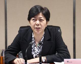 季建业情妇之一:扬州市环保局局长金秋芬被免