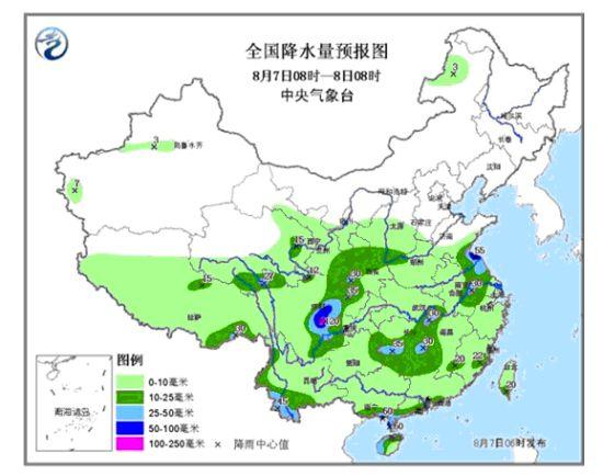 中央气象台发布最新天气预报,未来三天,云南鲁甸震区多云有阵雨