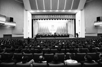 党领导人民政协创造辉煌历史