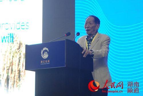 国家工程院院士袁隆平演讲