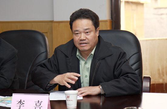 昆明市委常委常务副市长李喜