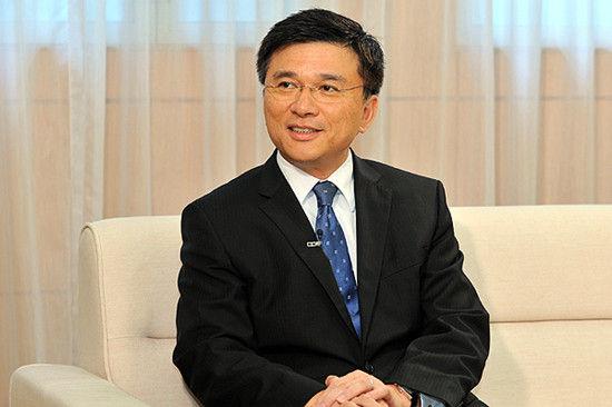 香港财经事务及库务局局长陈家强(资料图) 来源:香港《商报》