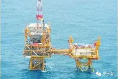 资料图:中日东海油气田争端。