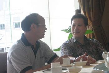 """胡家仪:""""我与广西行""""创业征文活动每年都将举办"""