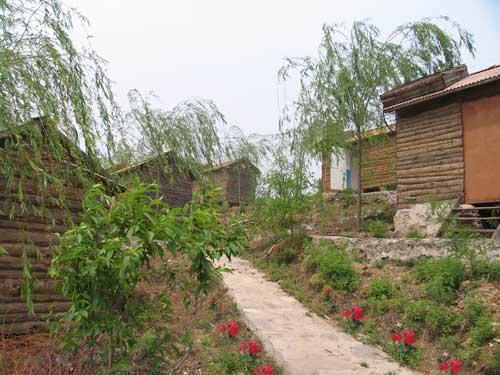 图文:天津最美乡村评选候选村庄半壁山村