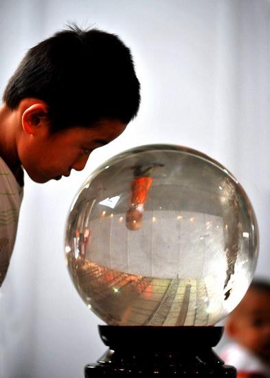 图文:奇石博览会