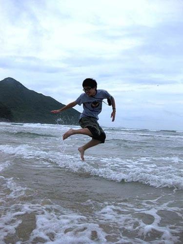 """图文:""""我与大海""""图片征集作品展示(2)"""