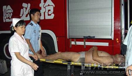 四川宜宾爆炸事故已致8死4重伤(组图)
