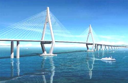 港珠澳大桥年底前动工