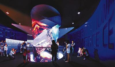 香港最高360度观景台明年试业可俯瞰港全景(图)