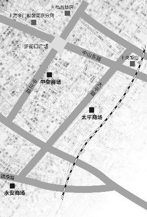 民国南京的时尚地图