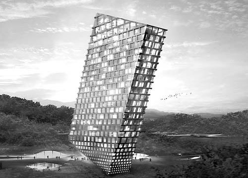 建筑师设计花溪CBD方案引争议中国疑成实验场