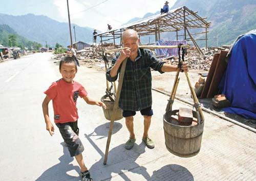 什邡,重建时刻的乡村创造