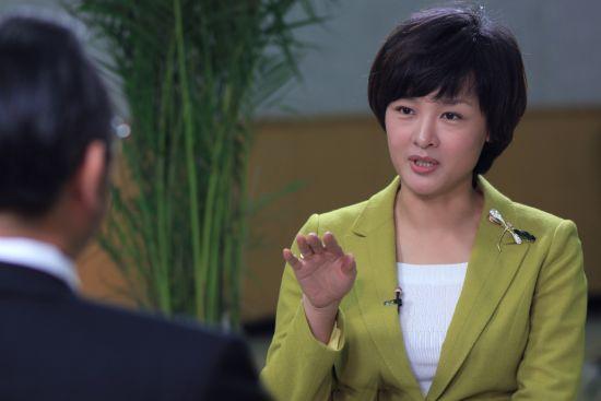 审计署审计长刘家义接受央视采访