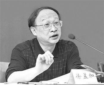 四川雅安市原市委书记徐孟加