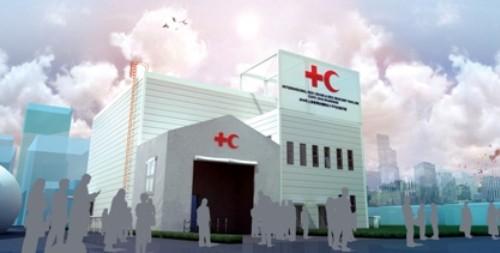 2010年上海世博会国际红十字与红新月馆