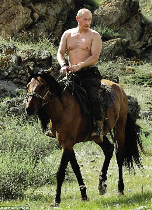 谁是最性感领导人? 乌克兰美女称后 新闻