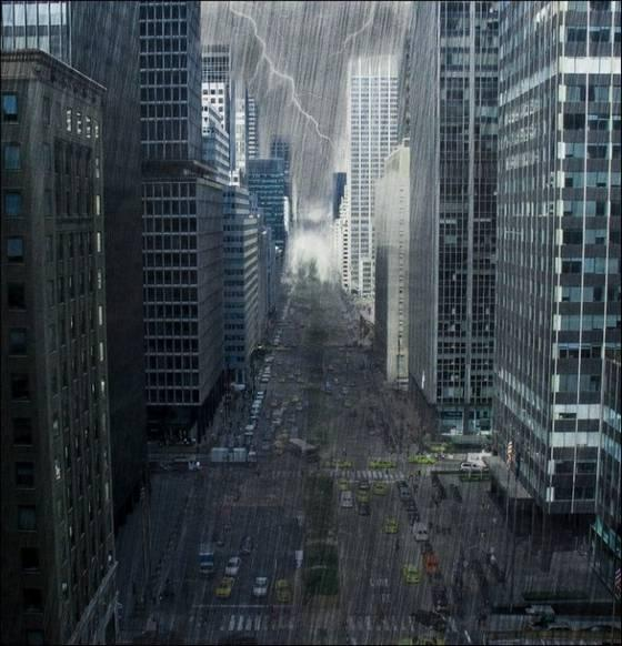 天灾不断 2012世界末日景象大模拟(组图)