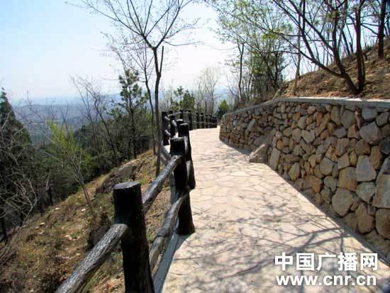 北京北宫国家森林公园踏春游散记[组图]图片