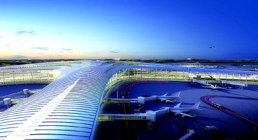 青岛新机场明年开建2019年竣工