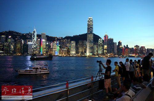 港媒:内地游客偏爱日韩西欧香港吸引力受影响