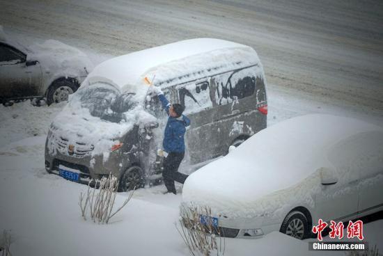 新疆雪灾及大风灾害致48195人受灾1人死亡