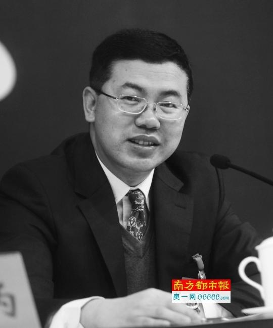 广东韶关市长出任深圳副市长曾在港澳办工作