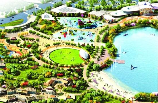 长沙梅溪湖儿童公园2017年开园 拟打造最大亲子主题公园