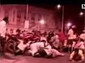 印度恐怖袭击视频集