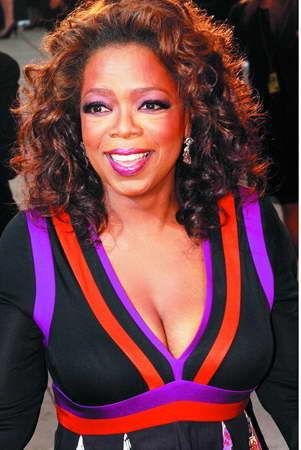 oprah winfrey show set. (Oprah Winfrey Show) will