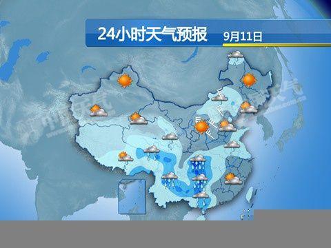 儿童手绘云南地图