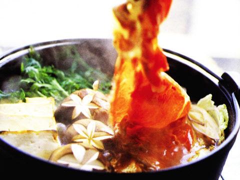 菌菇海鲜汤_靓汤推荐:茄汁菌菇白蟹汤的做法