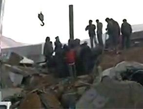 结古寺宾馆垮塌多人被埋