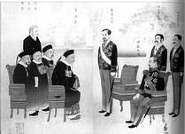 《马关条约》规定中国割让台湾等给日本