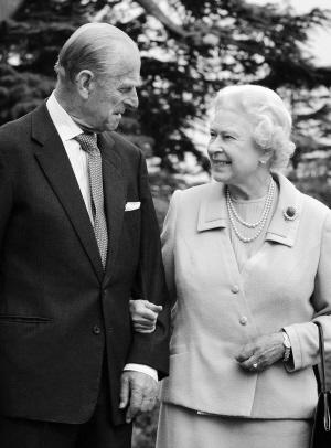 英国女王庆祝钻石婚