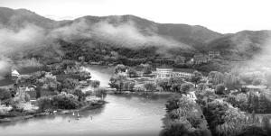 白马湖生态创意城