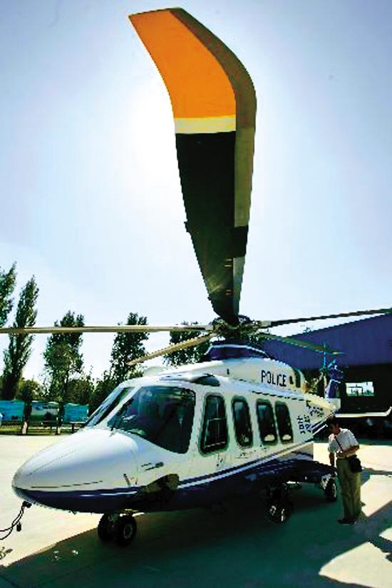 顶级直升机保奥运平安