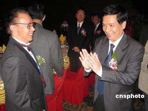 云南省侨商会宣告成立 伍滨当选