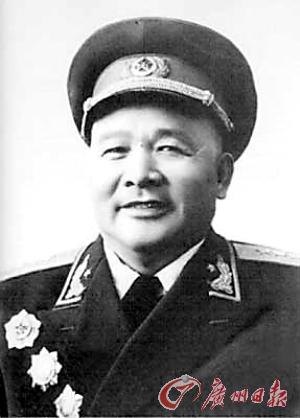 开国十大将六个湖南人