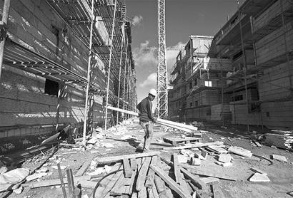 图文:美国批评以色列 扩建犹太人定居点