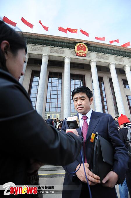 吴永平:探索一条具有同煤特色的低碳经济发展