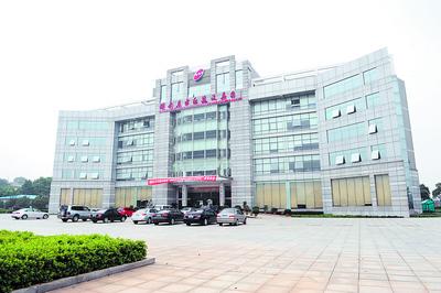 图为湖南东方红建设集团有限公司.