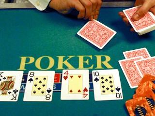 美国一诈骗犯获准参加扑克比赛赢钱减刑(图)